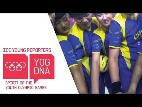 Rising Stars of Chinese Women's Handball #Nanjing2014