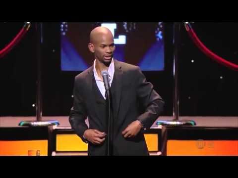 Comedian Robert Powell Shaq Allstar Tour Video Censored