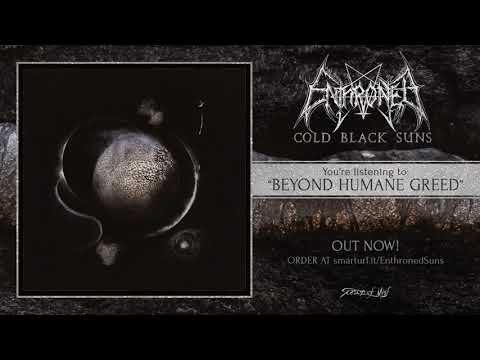 Enthroned - Beyond Humane Greed (Official Track)