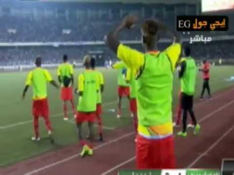 اهداف مباراة ليبيا والكونغو الديمقراطية  4-0||الاهداف كاملة || تصفيات كأس العالم |08-10-2016