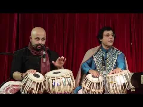 TABLA DUET 2015  Pandit Anindo Chatterjee & Shri Anubrata Chatterjee