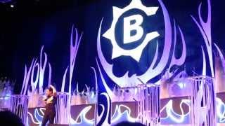Arena Leipzig Bülent Ceylan Comedy zu Stage Diving 28/06/2013
