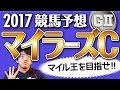 【競馬予想】 2017 マイラーズカップ マイル王を目指せ!!