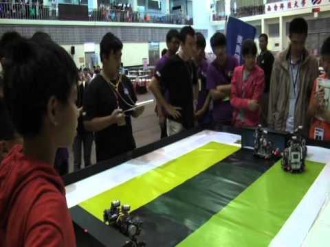 2015年WRO國際奧林匹克機器人大賽 南區初賽 | Doovi