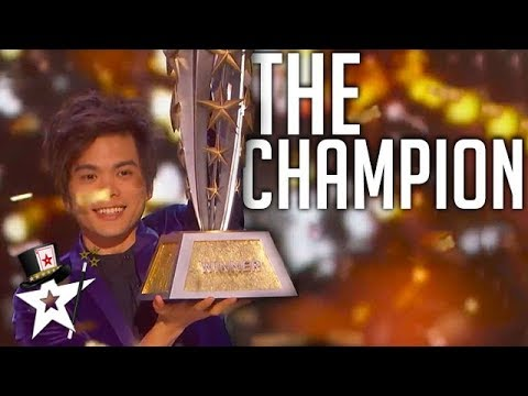 BEST Magician In The World on AGT Champions 2019 | Magicians