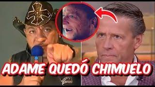 CARLOS TREJO cumple lo prometido, deja CHIMUELO a ADAME tras enfr3nt4mi3nto