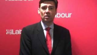 Andy Burnham - Leadership 2010
