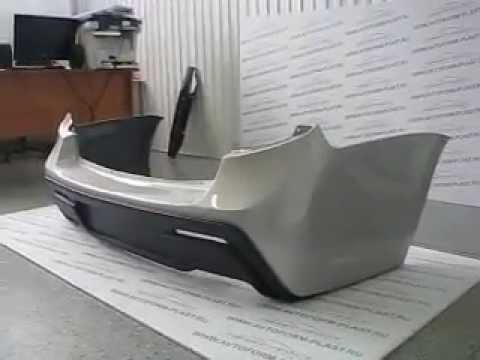 Защитная накладка на задний бампер для автомобилей лада гранта седан ( ваз 2190). Заказать с доставкой почтой и транспортными компаниями по всей россии в короткие сроки.