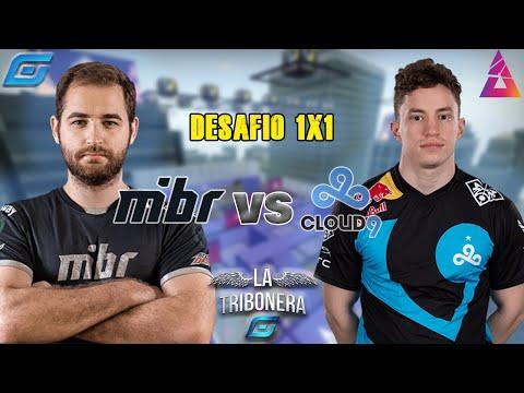 Blast Pro Series Miami - Mibr Vs Cloud9 - Desafio 1x1