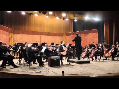 2013  11 22  Filarmonica  Botosani  Joaquin Rodrigo -  Concierto de Aranjuez        Joaquin Ro