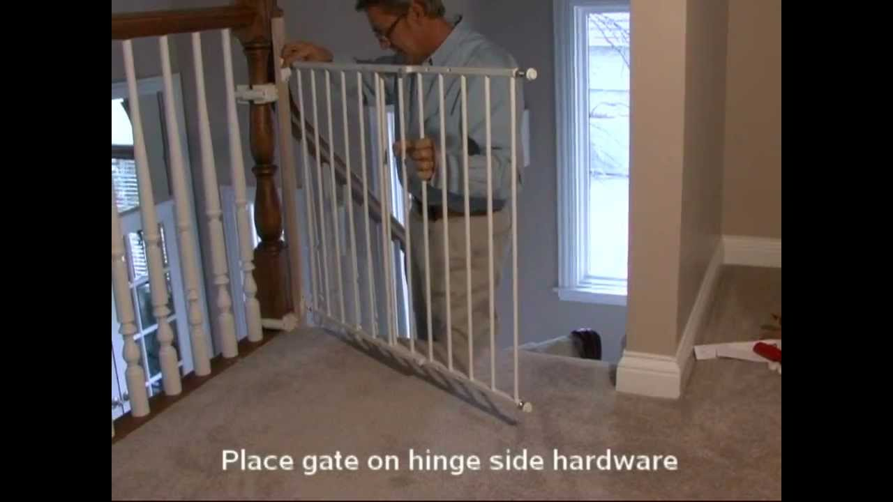 KidCo Safeway Assembly And Installation   YouTube