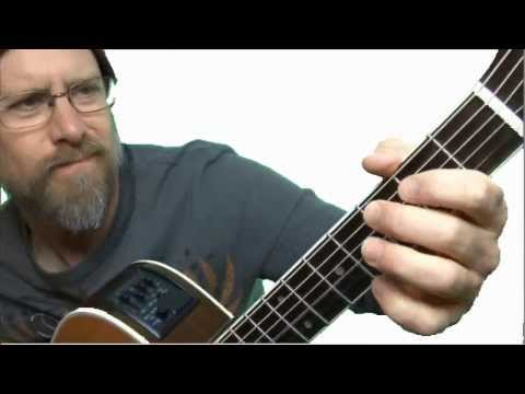 Open G Tuning Blues Guitar Lesson (not Rolling Stones, Black Crowes,) How To Play Hangover