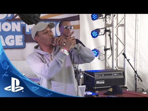 PlayStation House at SXSW: Cousin Stizz - No Bells