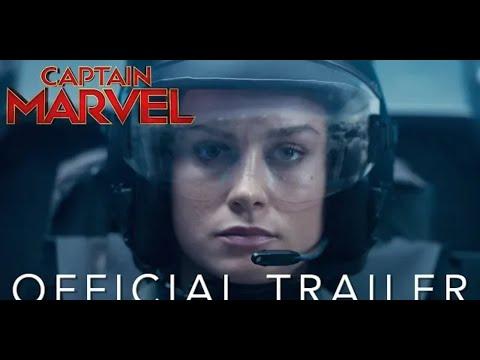 Marvel Studios' Captain Marvel - Official Trailer [2019 movie trailer]