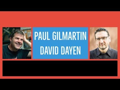 Comic Paul Gilmartin & Journalist David Dayen