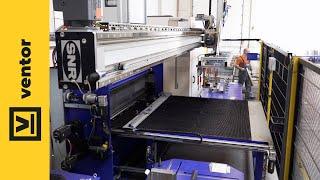 Maszyna do spawania wkładów kominowych. Flexistar to kompleksowe rozwiązanie do produkcji kominów