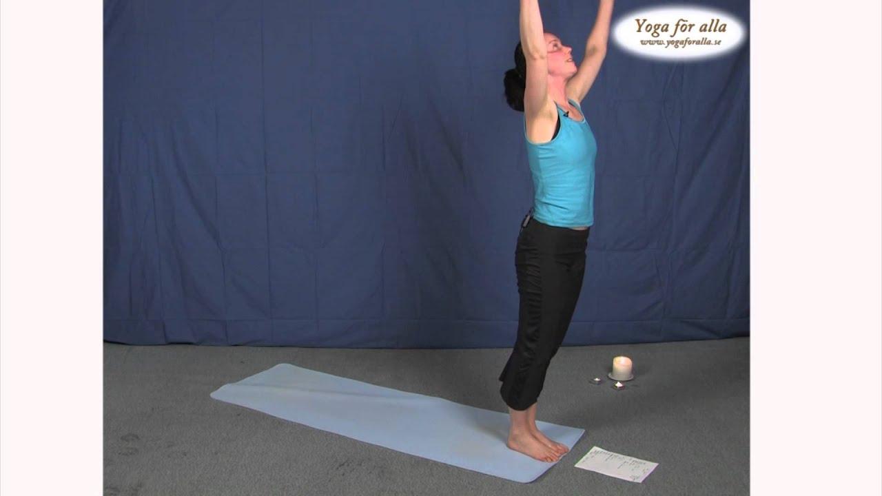 yoga för alla nybörjare