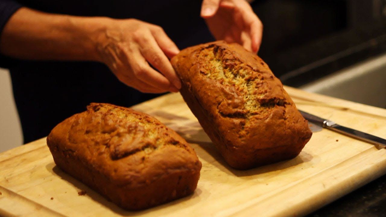 Homemade banana bread youtube forumfinder Images