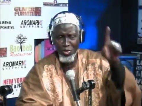 Fanta Kouyate de YEREDON & Abdourahman Mangara 1.15.16