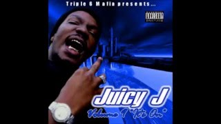 Juicy J Feat. Lil Glock & SOG - Come & Get Yo Wig Split (REMASTERED)