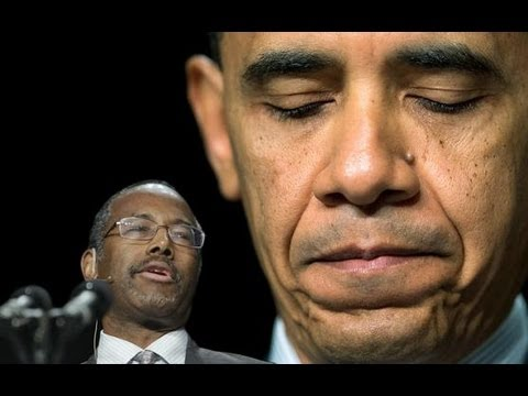 Dr. Benjamin Carson Wipes The Smile Off Obamas Face At The National Prayer Breakfast