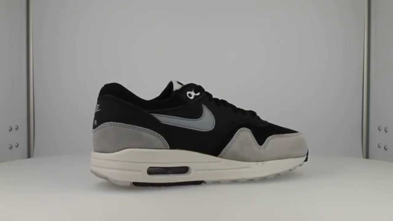 Nike Air Max 1 Essential Black Gamma Orange