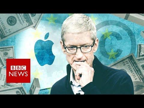 Paradise Papers: Apple's secret tax bolthole revealed - BBC News