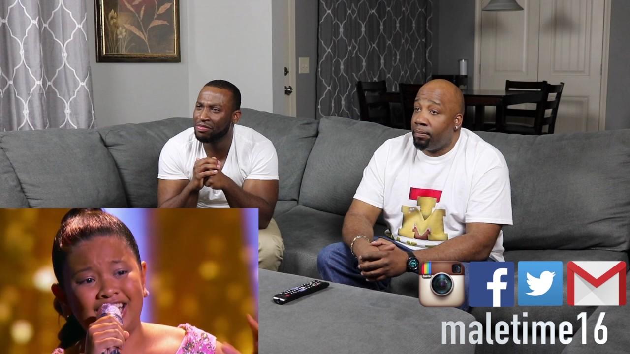 Elha Nympha Sings Sia S Chandelier Little Big Shots Season 2 Reaction