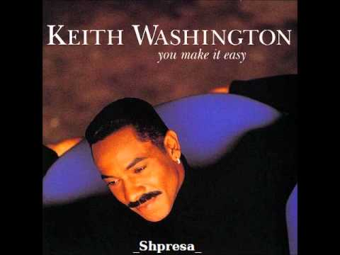 Keith Washington – What It Takes