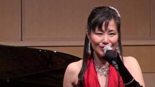 "MIKAKO(ヴォーカル)高島 正明(ピアノ) ""MIKAKOシャンソンのクリスマ..."