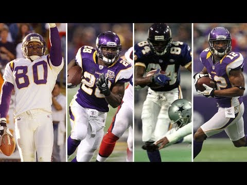 Touchdown Vikings! An Entire Hour of Scoring Plays