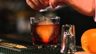 A Must Have Classic Italian Cocktail: The Negroni @ The Emerald Supper Club and Lounge