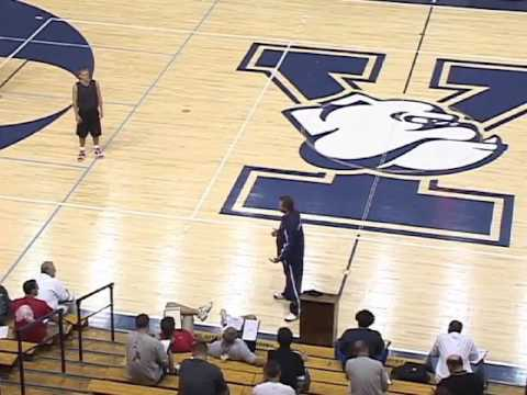 Slide To Defend In The 1-3-1 Zone! - Basketball 2017 #5