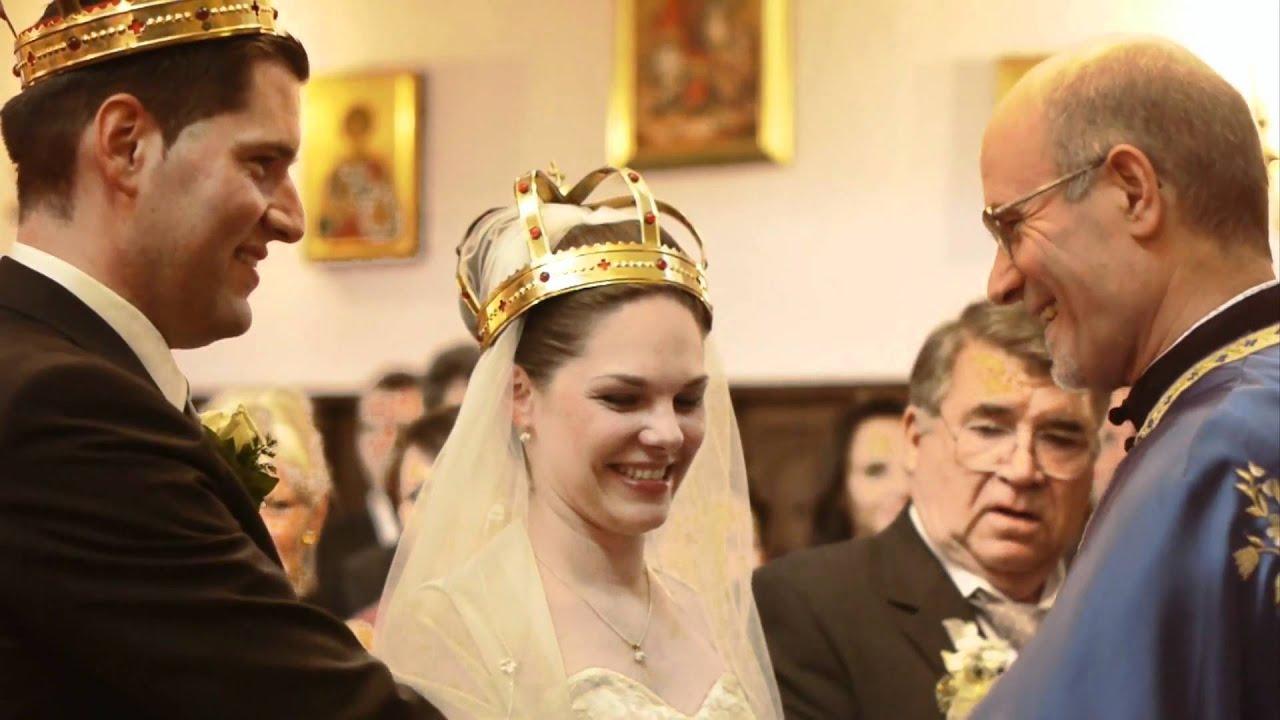 Griechisch Orthodoxe Hochzeit  YouTube