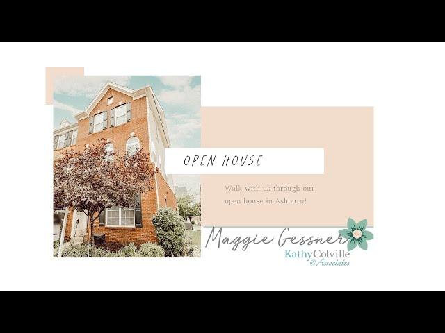 Open House Walk Through!