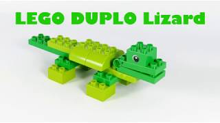 LEGO Duplo Lizard