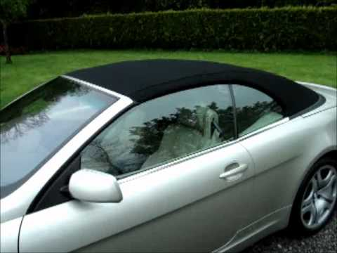 BMW Ci CONVERTIBLE Auto YouTube - 2004 bmw 645 convertible for sale