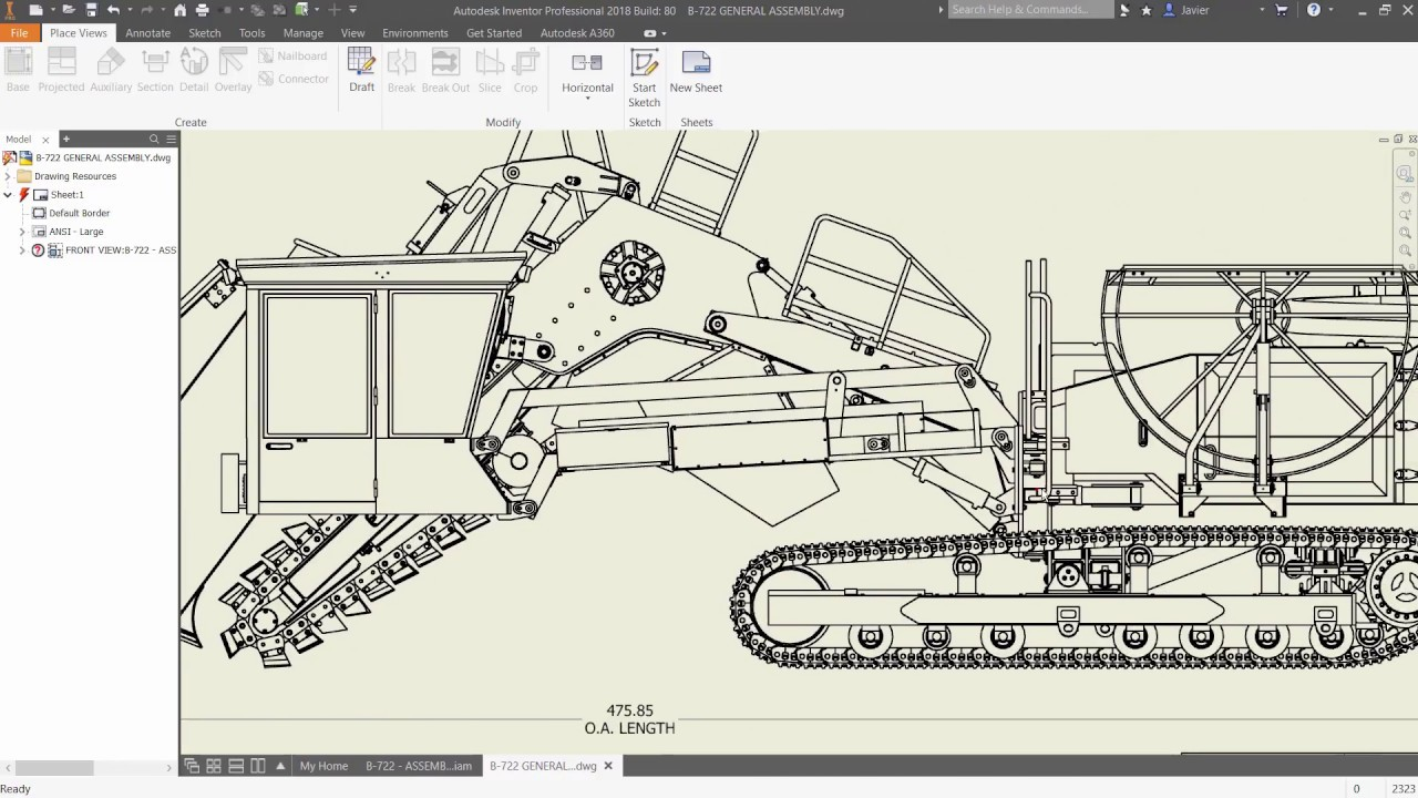 Inventor 2018 What's New – Faster Assembly Performance