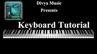 Learn how to play Keyboard Indian Music Lessons for beginners video Synthesizer classes instructor m