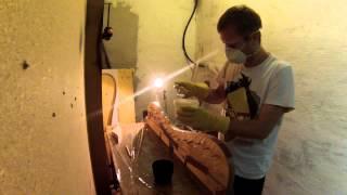 Building A Laminated Recurve Bow - Bau Eines Laminierten Bogens