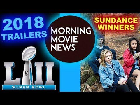 Super Bowl 2018 Trailers God Particle, Skyscraper & more! Sundance 2018 Winners