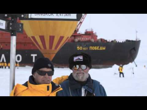 Kiff's Global Adventures: North Pole 2014 Highlights