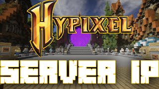 The Minecraft Hypixel server ip address in 2019 | Mc.Hypixel.Net