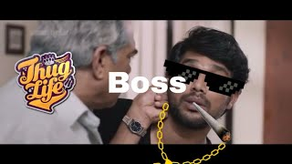 Sharafudheen | Comedy | johny johny yes appa | Thung life |