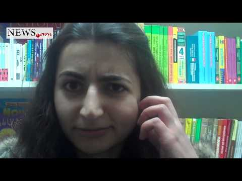 Armenian youth about erotic novels and banned literature