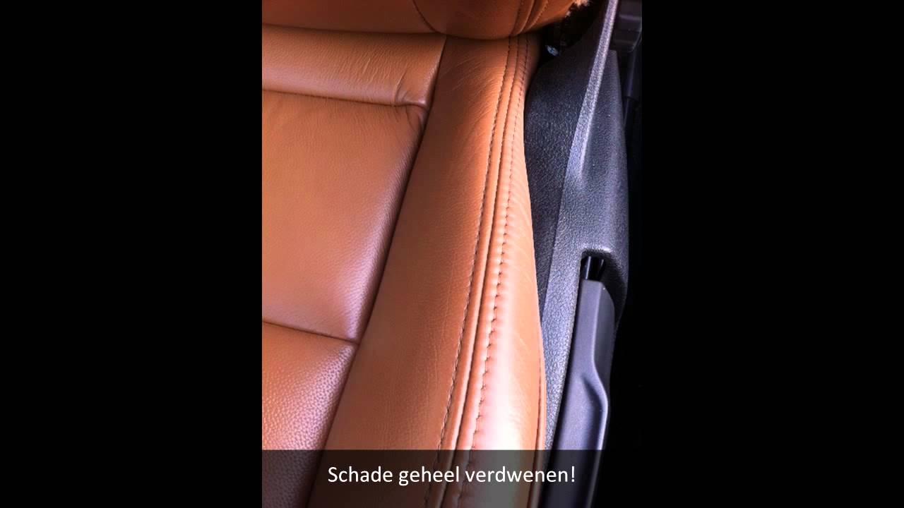 uw leren auto interieur weer als nieuw1 doe het zelf youtube
