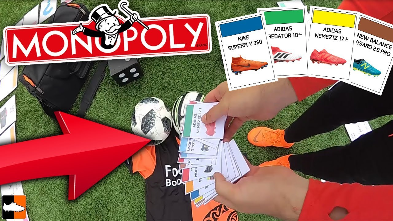 34b6f46dbf4c How To Play Football (Soccer) Monopoly! This Game Is Ruthless! - YouTube