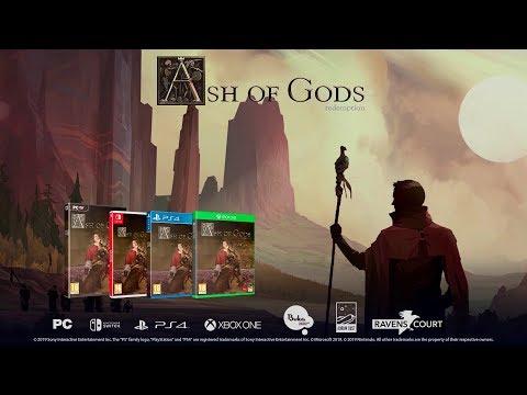 Ash Of Gods: Redemption - Announcement Trailer
