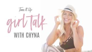 Girl Talk With Chyna Vlog   How To Feel Confident