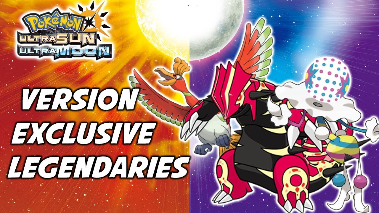 Pokemon Ultra Sun And Moon Game Specific | gamewithplay.com